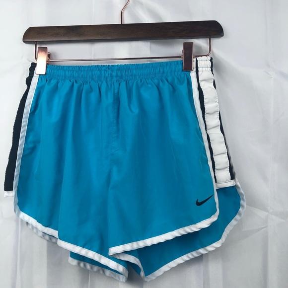 Nike Blue Dri-Fit Running Shorts